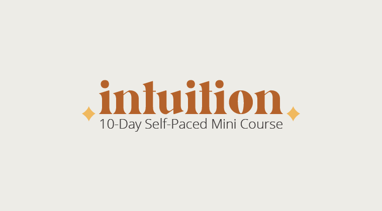 Intuition - Life Coach For Women